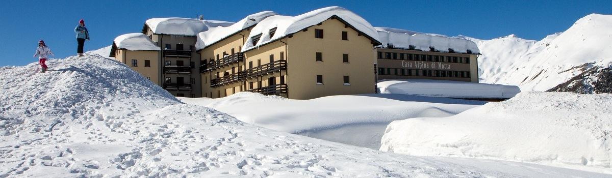 Valchiavenna - Casa Alpina di Motta