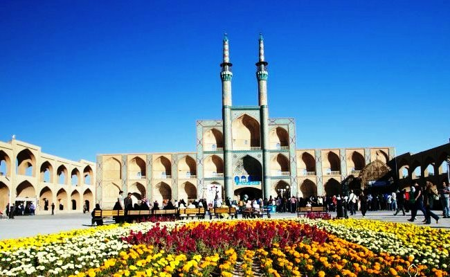 PERSIA | 20-29 Ottobre