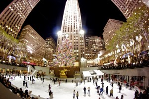 600x400 New York natale Rock center